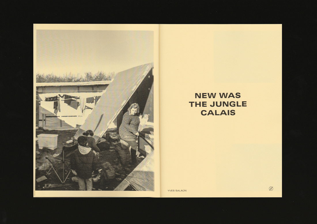 Embuscade New was the Jungle – Yves Salaun