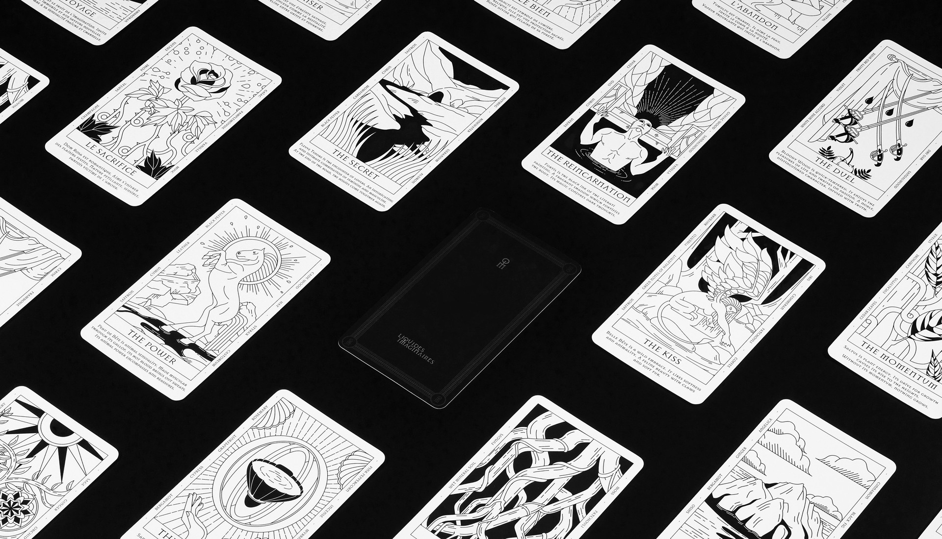 Embuscade Tarot Imaginaire